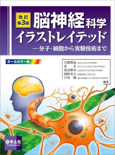 改訂第3版 脳神経科学イラストレイテッド〜分子・細胞から実験技術までの詳細を見る