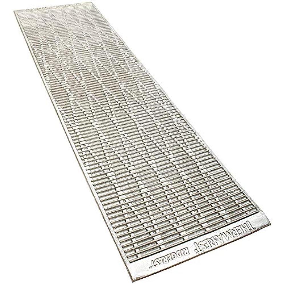 ビヨン教室炭素THERMAREST(サーマレスト) マットレス クローズドセルマットレス リッジレスト ソーライト R値2.8 シルバー/セージ レギュラー [並行輸入品]