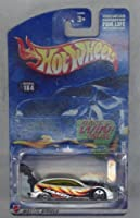Hot Wheels 2002-184 Ford Focus 1:64 Scale Race & Win Card