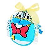 おむつケーキ ディズニー 男の子 1段 ドナルド / 人気 出産祝い ギフト セット 日本製 (パンパース Sサイズ)
