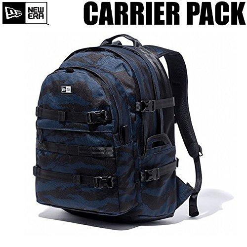 NEW ERA(ニューエラ) ニューエラ リュック NEWERA CARRIER PACK TS CAMO NAVY -BLACK 11099869 ニューエラ キャリアパック