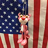 Pink Panther ピンクパンサー プラプラ キーチェーン キーホルダー アメリカン雑貨 アメ雑