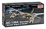 ミニクラフト 1/144 アメリカ空軍 AC-130A ガンシップ アズラエル・エンジェル・オブ・デス プラモデル MC14742
