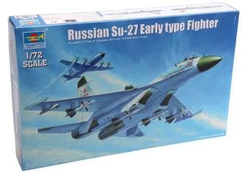 1/72 Su-27 フランカー 初期型