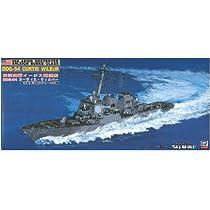 ピットロード 1/700 アメリカ海軍 アーレイ・バーク級 イージス駆逐艦 DDG-54 カーティス・ウィルバー M14