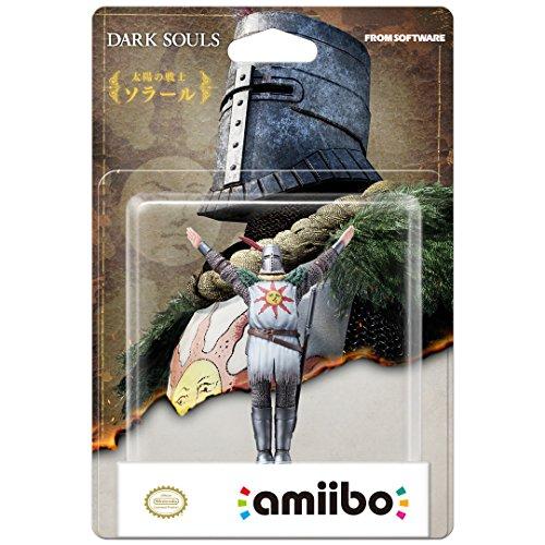 amiibo 太陽の戦士 ソラール (DARK SOULS)...