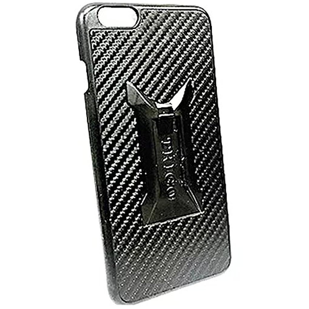 ハックオレンジ香りトリゴ(Trigo) スマートケース iphone 6 BK TRI633-1001A ブラック