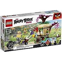 [レゴ]LEGO Angry Birds 75823 Bird Island Egg Heist Building Kit 6137894 [並行輸入品]