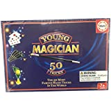 [ジョンNハンセン]John N. Hansen The Young Magician 50 Tricks Magic Set 11996 [並行輸入品]