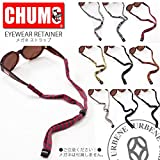 [チャムス] CHUMS メガネ ストラップ アイウェア リテーナ オリジナル スタンダードエンド Original Standard End (ch61-0001) FREE(フリー) グレー(Grey)