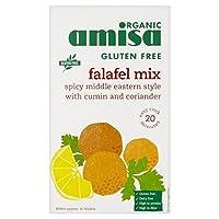 Amisa有機グルテンフリーのファラフェルミックス160グラム - Amisa Organic Gluten Free Falafel Mix 160g [並行輸入品]