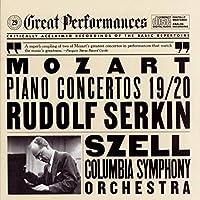 Piano Concertos 19 & 20