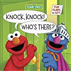 Knock, Knock! Who's There? (Sesame Street): A Lift-the-Flap Board Book