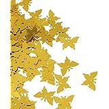 Perfeclan 1バッグ入り ゴールド キラキラ 紙吹雪 誕生日 結婚式 お祝い パーティー ウェディング用