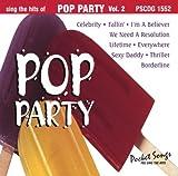 Pop Party Vol.2 (Karaoke) (2011-04-12)