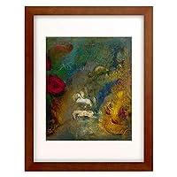 オディロン・ルドン Odilon Redon 「Le Char d'Apollon」 額装アート作品