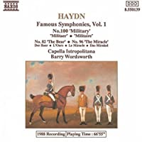 Symphonies 82, 96 & 100 by HAYDN (1993-02-05)
