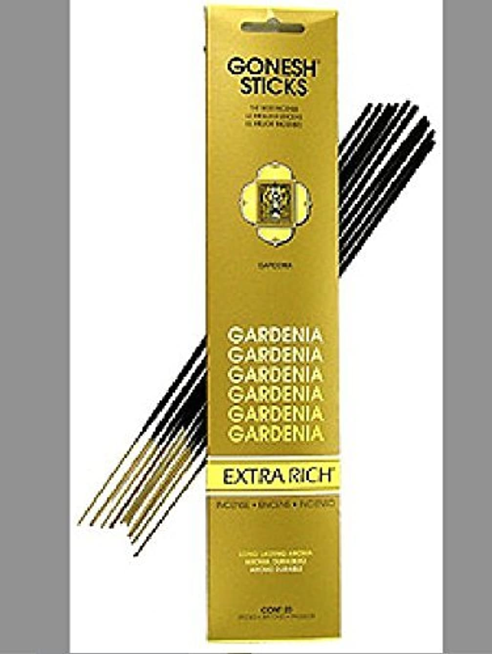 白鳥バッフル告白するGonesh ~ No. 6 (Perfumes of Ancient Times) ~ Incense Sticks ~ Pack of 4 by Gonesh [並行輸入品]