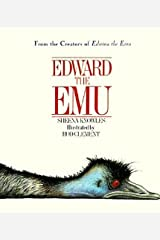 Edward the Emu by Sheena Knowles (4-Apr-1998) Hardcover Hardcover