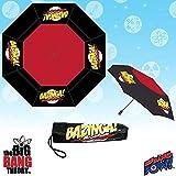 The Big Bang Theory BAZINGA! Tri-Fold Umbrella by Bif Bang Pow! [並行輸入品]