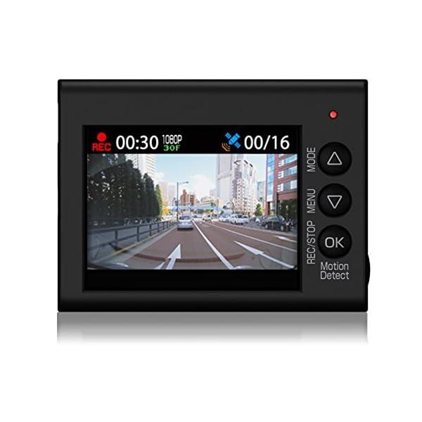 ユピテル GPS搭載ドライブレコーダー DRY...の紹介画像2