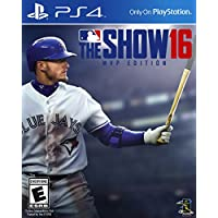 MLB The Show 16 MVP Edition (輸入版:北米) - PS4