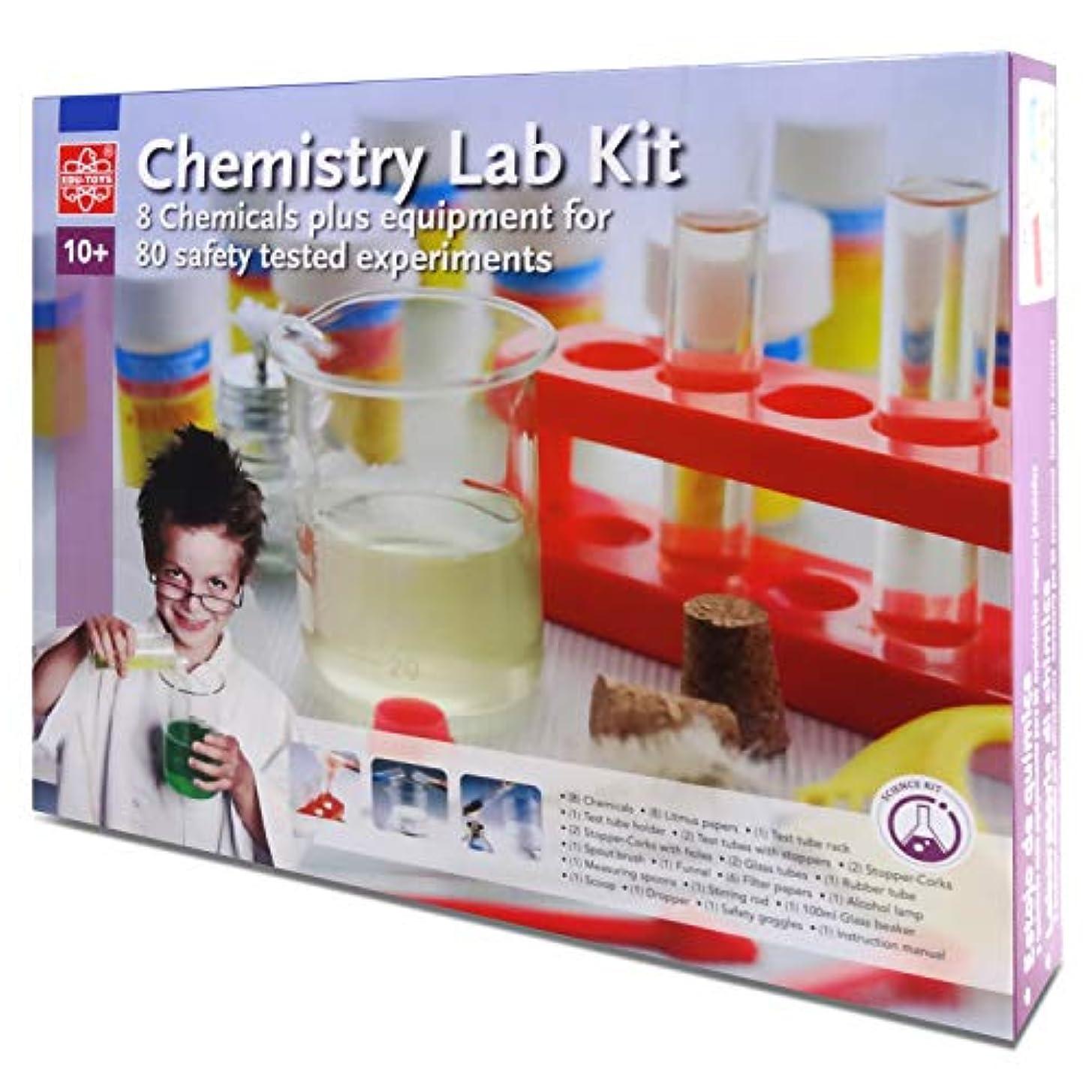 こどもの宮殿パッチタイトルedu-toys化学実習