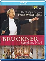 Bruckner Symphony No. 4 [Blu-ray] [Import]