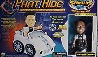 DJ Skribble Phat Ride Audio Amplifier With Pulsating Lights