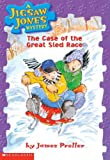 The Case of the Great Sled Race (Jigsaw Jones Mystery)