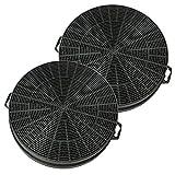Neffクッカーフード/キッチンの通気孔のためのSpares2goカーボンチャコールフィルター(2枚組)