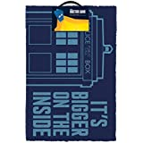 Doctor Who - Tardi Outdoor Doormat