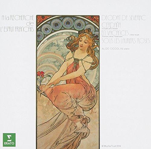 セルダーニャ~セヴラック:ピアノ作品集