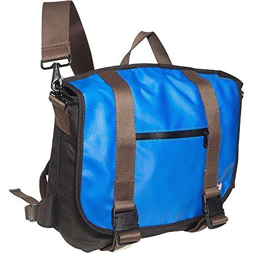 (トーケン) TOKEN メンズ バッグ ショルダーバッグ Lorimer Matte Vinyl Messenger Bag (M) 並行輸入品