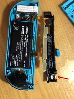 『XBERSTAR Nintendo Switch Joy-Con 交換部品 バックルロック 4個 修理パーツ アルミ製 レール構造で耐久性の問題を解決』の3枚目の画像