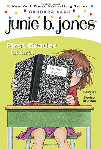 Junie B. Jones #18: First Grader (at last!)の詳細を見る