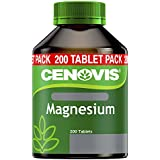 Cenovis Magnesium Value Pack Tablets 200