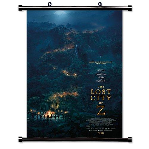 The Lost City of Zムービー壁スクロールポスター( 16x 24)インチ...