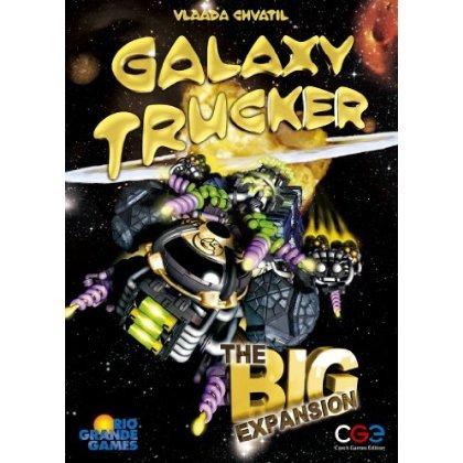 ギャラクシートラッカー大拡張セット (Galaxy Trucker: Big Expansion) [並行輸入品] ボードゲーム