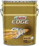CASTROL(カストロール) エンジンオイル EDGE 5W-40 SN 全合成油 4輪ガソリン/ディーゼル車両用 20L