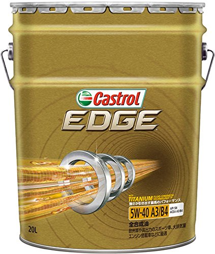 CASTROL [ カストロール ] EDGE [ エッジ ...