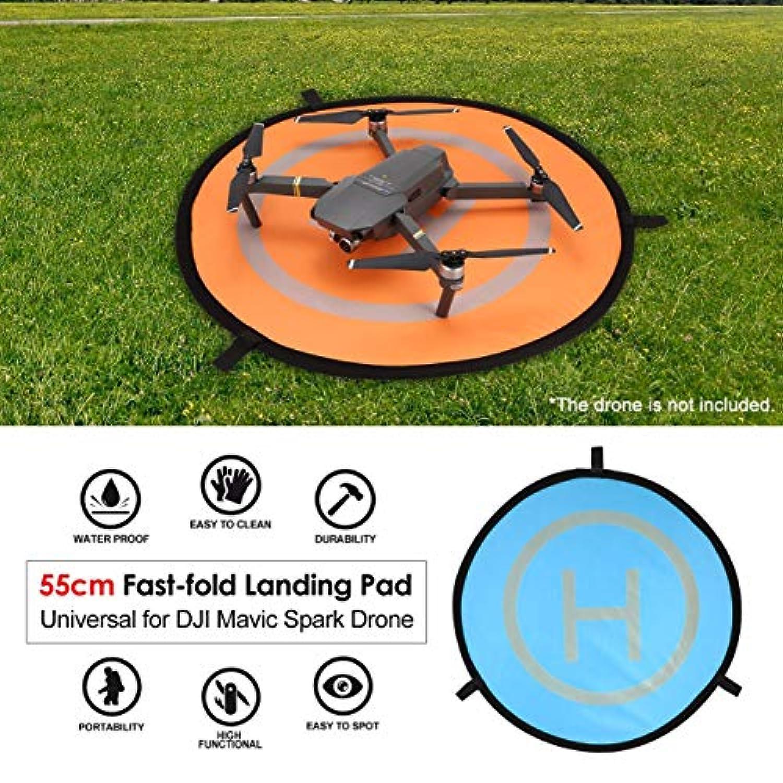 55cmファーストフォルダーランディングパッドユニバーサルパーキングエプロンDJI Mavic Spark Drone