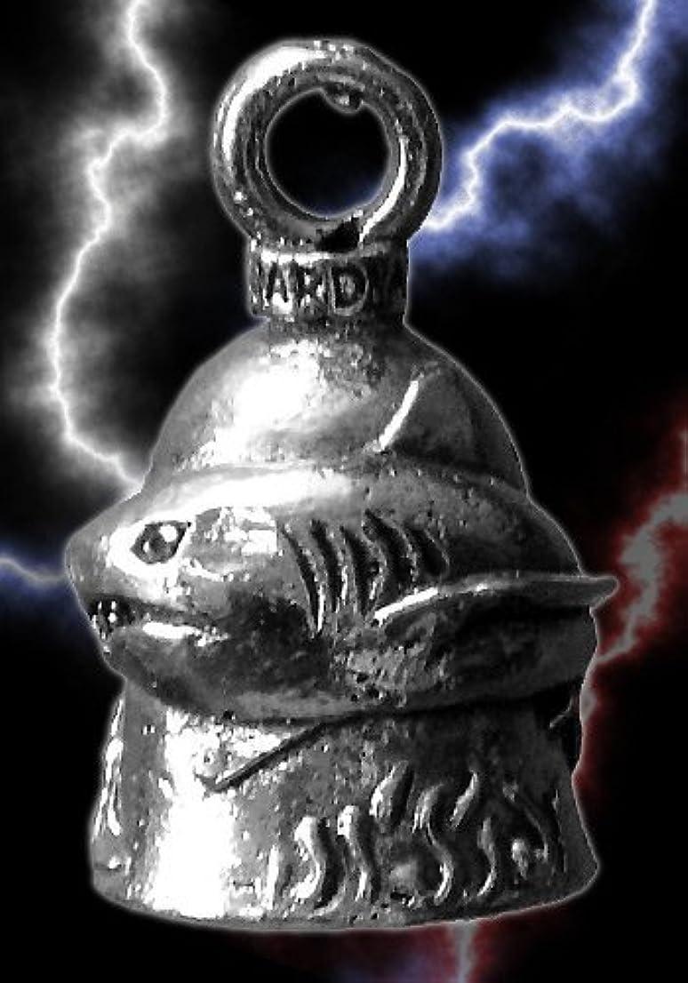 ロイヤリティチラチラするかすれたShark Guardian Bell by VANCE