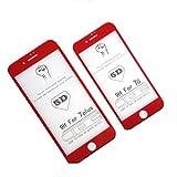 Best iPhone 6スクリーンプロテクター - 【5D】全面保護 強化 ガラス フィルム スクリーン プロテクター 硬度9H iPhone6 Review
