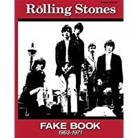 The Rolling Stones Fake Book 1963-1971 (Just Real Books Series)