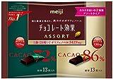 明治 チョコレート効果アソート袋 130g×18袋