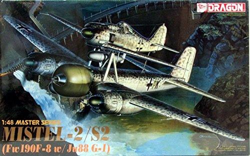 5510 1/48 ミステル-2/S2 FW190F-8W/JU88G-1