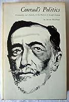 Conrad's Politics: Community and Anarchy in the Fiction of Joseph Conrad