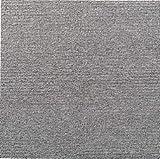 大建工業 防音床材 防音カーペット ドレミ YB1021-103 NL03(Nグレー) 8枚入り 厚さ6.5mm 500×500mm DAIKEN ダイケン 吸音 遮音 床材 床 フロア フローリング