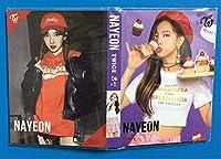 TWICE ナヨン 4連メモパッド メモ帳 B トゥワイス